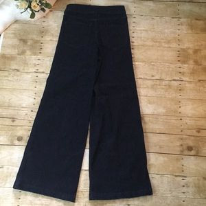Express Jeans - Express Super High Rise Wide Leg Jeans Size 6